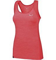 Salewa Pedroc 2 Dry W Tank - Wander-Top Damen, Red