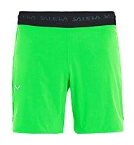 Salewa Pedroc 2 DST - pantaloni corti trail running - uomo, Green