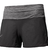 Salewa Pedroc 2 DST - pantaloni corti trail running - donna, Black