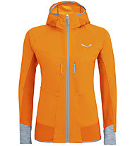 Salewa Pedroc 2 Sw/Dst - Softshelljacke Bergsport - Damen, Orange