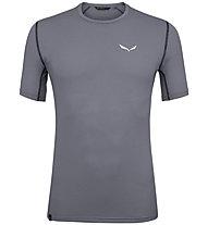 Salewa Pedroc 3 Dry M S/S Tee - T-Shirt Bergsport - Herren, Blue