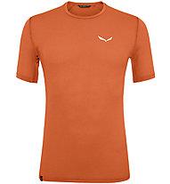 Salewa Pedroc 3 Dry M S/S Tee - T-Shirt Bergsport - Herren, Dark Orange