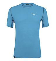 Salewa Pedroc 3 Dry M S/S Tee - T-Shirt Bergsport - Herren, Light Blue