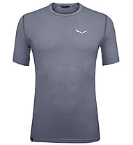 Salewa Pedroc 3 Dry M S/S Tee - T-Shirt Bergsport - Herren, Dark Grey