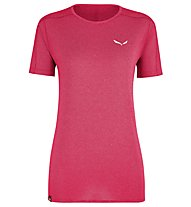 Salewa Pedroc 3 Dry - T-shirt - donna, Pink