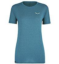 Salewa Pedroc 3 Dry - T-Shirt Bergsport - Damen, Blue