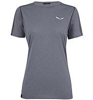 Salewa Pedroc 3 Dry - T-shirt - donna, Dark Blue