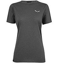 Salewa Pedroc 3 Dry - T-shirt - donna, Black