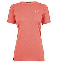 Salewa Pedroc 3 Dry - T-shirt - donna, Orange