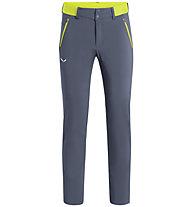 Salewa Pedroc 3 Reg - Wander- und Trekkinghose - Herren, Blue/Yellow