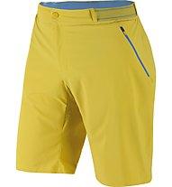 Salewa Pedroc DST - kurze Trekkinghose - Herren, Yellow
