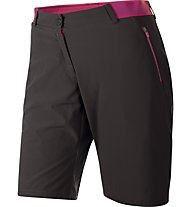 Salewa Pedroc Bermuda DST W Shorts Damen Wanderhose kurz, Black Out