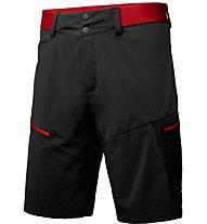 Salewa Pedroc Cargo 2 DST - pantaloni corti trekking - uomo, Black