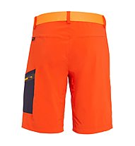 Salewa Pedroc Cargo 2 DST - pantaloni corti trekking - uomo, Orange
