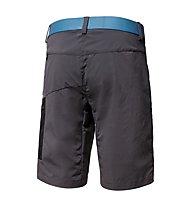 Salewa Pedroc Cargo 2 DST - pantaloni corti trekking - uomo, Black Out