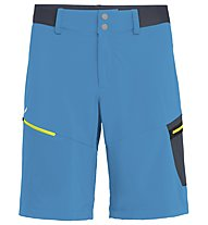 Salewa Pedroc Cargo 2 DST - pantaloni corti trekking - uomo, Blue