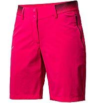 Salewa Pedroc Cargo 2 DST - pantaloni corti trekking - donna, Pink
