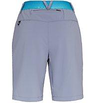 Salewa Pedroc Cargo 2 DST - pantaloni corti trekking - donna, Grey