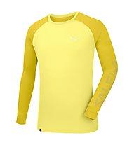 Salewa Pedroc Delta Dry - Funktionsshirt Trekking - Herren, Yellow
