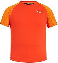 Salewa Pedroc Dry - T-shirt - bambino, Orange