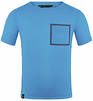 Salewa Pedroc Dry K - T-Shirt - Kinder, Light Blue