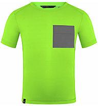 Salewa Pedroc Dry K - T-Shirt - Kinder, Light Green