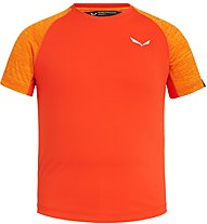 Salewa Pedroc Dry - T-shirt - bambino, Orange