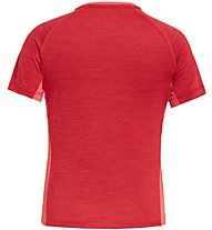 Salewa Pedroc Dry - T-shirt - bambino, Light Red