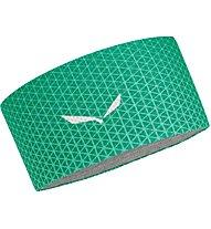 Salewa Pedroc Dry Lite - fascia paraorecchie, Green