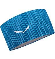 Salewa Pedroc Dry Lite - fascia paraorecchie, Blue
