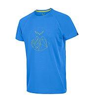 Salewa Pedroc DRY T-shirt trekking, Mayan Blue