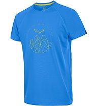 Salewa Pedroc DRY T-Shirt, Blue