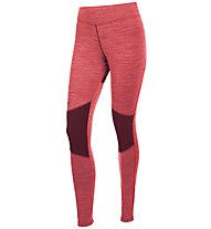 Salewa Pedroc Dry - Sporthose Legging - Damen, Red