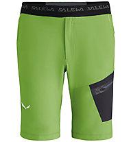 Salewa Pedroc DST - pantaloni corti - uomo, Green/Black
