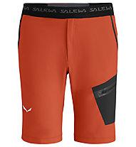 Salewa Pedroc DST - pantaloni corti - uomo, Orange