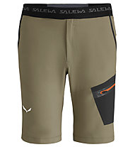 Salewa Pedroc DST - pantaloni corti - uomo, Brown