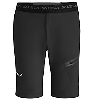 Salewa Pedroc DST - pantaloni corti - uomo, Black