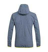 Salewa Pedroc Hybrid 3 PTX/DST - giacca ibrida trekking - uomo, Light Grey