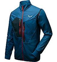 Salewa Pedroc Hybrid Alpha 2/1 - giacca ibrida trekking - uomo, Dark Blue