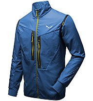 Salewa Pedroc Hybrid Alpha 2/1 - giacca ibrida trekking - uomo, Light Blue