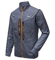 Salewa Pedroc Hybrid Alpha 2/1 - giacca ibrida trekking - uomo, Grey