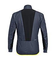 Salewa Pedroc Hybrid Alpha 2/1 - giacca ibrida trekking - uomo, Ombre Blue