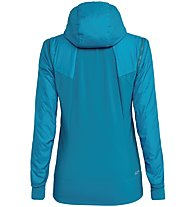 Salewa Pedroc Hybrid Alpha - Hybridjacke Bergsport - Damen, Light Blue