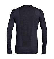 Salewa Pedroc Hybrid Dry - maglia a manica lunga - uomo, Dark Blue