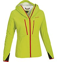 Salewa Pedroc Hybrid Durastretch Jacke Damen, Swing Green