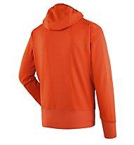Salewa Pedroc Pgd - giacca in pile con cappuccio - uomo, Orange