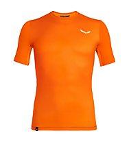 Salewa Pedroc Print Dry - T-shirt trekking - uomo, Orange