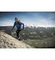Salewa Pedroc Alpha - Wander- und Speed Hikingjacke - Herren, Blue