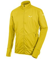 Salewa Pedroc Alpha - Wander- und Speed Hikingjacke - Herren, Yellow