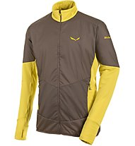 Salewa Pedroc PTC Alpha - giacca trekking - uomo, Brown